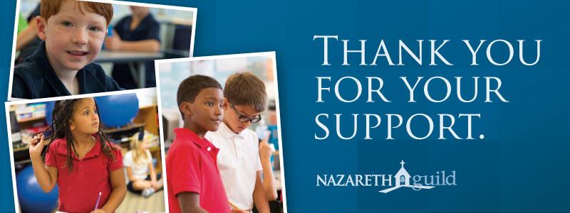 nazareth_guild_donations